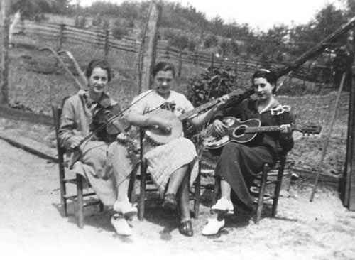 A brief history of Traditional Blue Ridge Music
